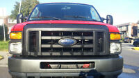 2011 Ford E-350 XLT SUPER DUTY ECONOLINE GOOD CONDITION MUST SEE