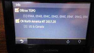 GARMIN GPS OILTRAX CANADA TOPO EDITION.