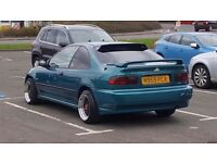 Honda civic eg low mileage( like ek coupe ek3 modified show car like polo golf corsa )