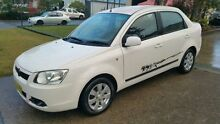2011 Proton S16 BT GX White 4 Speed Automatic Sedan Macquarie Hills Lake Macquarie Area Preview