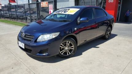 2008 Toyota Corolla ZRE152R Ascent 4 Speed Automatic Sedan Cairnlea Brimbank Area Preview