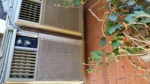 Danby™ window-mount Air-Conditioning unit (two): $50_each 2for75