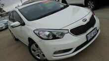 2015 Kia Cerato YD MY15 S White 6 Speed Automatic Sedan Greenway Tuggeranong Preview