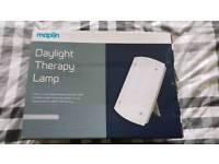 SAD Daylight Therapy Lamp
