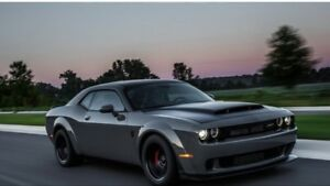 DODGE DEMON ORDER AVAILABLE!!