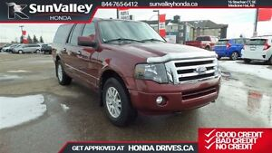 2012 Ford Expedition Max Limited | 4x4 | Leather | V8!!