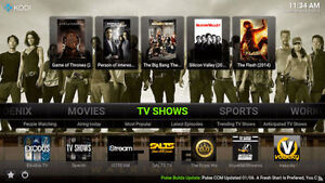 """★★★★FULLY LOADED★★★★Android Box """"Forget the Rest, Buy The Best"""""""