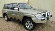 2009 Nissan Patrol GU 6 MY08 ST Gold Automatic Wagon Parramatta Park Cairns City Preview