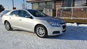 2015 Chevrolet Malibu LT, SUNROOF, FACTORY REMOTE START, POWER S