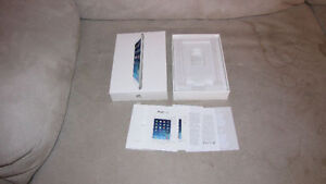 1st Gen iPad Mini Box Only (iPad Mini NOT INCLUDED)