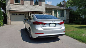 2017 Hyundai Elantra GL Sedan 14 month lease takeover $229.06