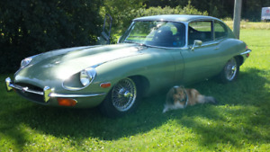 1969 Jaguar -E type excellent condition