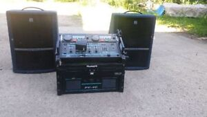 Complete pa system *Trades welcome*