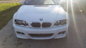Parting out; Low milage 2004 BMW M3 SMG only 80K!!!!