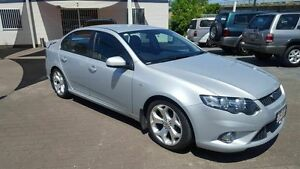 2011 Ford Falcon FG Upgrade XR6 Limited Edition Silver 6 Speed Auto Seq Sportshift Sedan Coopers Plains Brisbane South West Preview