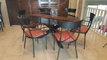 Dining table and chairs Abbotsbury Fairfield Area Preview