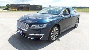 2017 Lincoln MKZ Reserve Hybrid, Leather, Moon