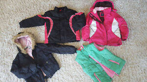 Girls size 7/8 Coats, Jackets