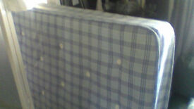 double mattress in very good condition