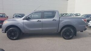 2015 Mazda BT-50 UP0YF1 XT 4x2 Hi-Rider Grey 6 Speed Sports Automatic Utility West Hindmarsh Charles Sturt Area Preview