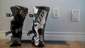 MOTOCROSS BOOTS WOMENS SIZE 8