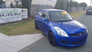 2013 Suzuki Swift FZ Blue Automatic Hatchback Ormeau Gold Coast North Preview