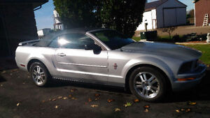 2007 Ford Mustang Convertible