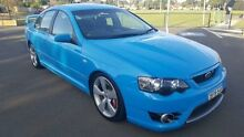 2007 Ford Falcon FPV GT Blue Automatic Sedan Condell Park Bankstown Area Preview