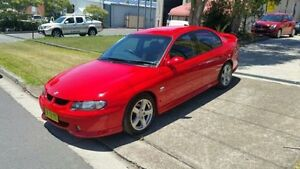 2001 Holden Commodore VX SS Red 6 Speed Manual Sedan Macquarie Hills Lake Macquarie Area Preview