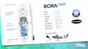 Pelican Sport Bora 10 ft SUP package On Sale $499.99