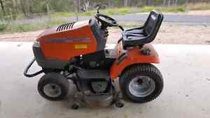 Husqvarna GTH2548XP ride-on lawn mower Rush Creek Pine Rivers Area Preview