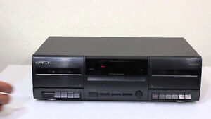 Kenwood CT-201 Cassette tape deck Player