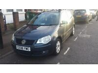 vw volswagen polo 1.4 litre engine 2006 year best version perfect condition