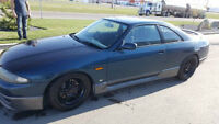 1993 Nissan Skyline GTST Coupe 2 Motors