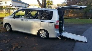 2008 Toyota Noah Metallic Silver Automatic Wheelchair Transporter North Manly Manly Area Preview