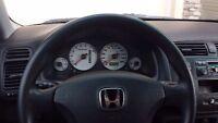 2005 Honda Civic SE sedan