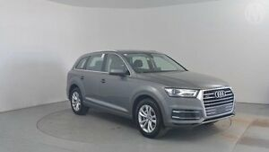 2015 Audi Q7 4M 3.0 TDI Quattro Graphite Grey 8 Speed Tiptronic Wagon Perth Airport Belmont Area Preview