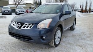2013 Nissan Rogue SL AWD Accident Free,  Navigation (GPS),  Leat