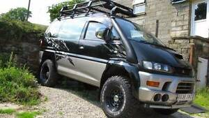 looking to buy a Mitsubishi Delica or Big 4x4 URGENT!! Burwood Burwood Area Preview