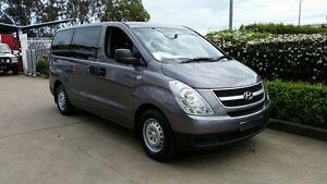 2011 Hyundai iLOAD TQ-V MY11 Crew Cab Grey 5 Speed Sports Automatic Van Acacia Ridge Brisbane South West Preview