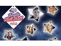4 Tickets For Jingle Bell Ball - 03-12-2016- 02 Arena - Block 103