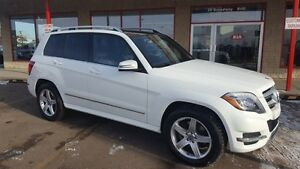 2015 Mercedes-Benz GLK-Class AWD 250 Diesel,  Accident Free,  Na