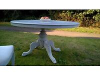 French Grey Table - delivery available