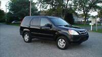Hond CRV - EX-L 4DR A for sale , The car is in very good state