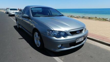2003 Ford Falcon BA XR8 Ute Super Cab 4 Speed Sports Automatic Utility Somerton Park Holdfast Bay Preview