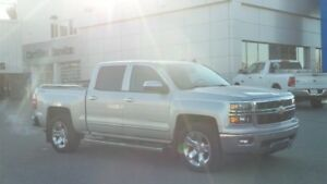 2014 Chevrolet Silverado 1500 LTZ- Leather, Nav, SRoof & RStart