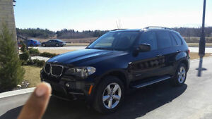 2012 BMW X5 35i SUV, Crossover, NEW ENGINE FROM BMW CANADA