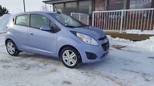 2015 Chevrolet Spark LT, ONE OWNER LOCAL TRADE