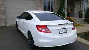 2013 Honda Civic   loaded