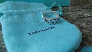 Tiffany and Co. Ring size 7.5